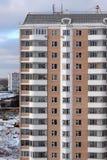 Een huis van moscower multi-etage Stock Foto's