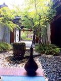Een Huizhou-stijltuin Royalty-vrije Stock Fotografie