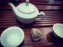 Een hulpmiddel om thee te maken royalty-vrije stock afbeeldingen