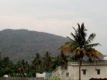 Een Indisch dorp Stock Foto