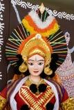 Een Indische Godin Stock Afbeeldingen