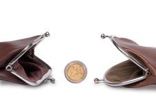 Een jeuk voor Geld royalty-vrije stock foto's