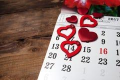 Een kalender Royalty-vrije Stock Foto