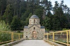 Een kerk in de aard royalty-vrije stock fotografie