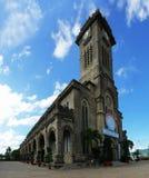Een kerk in het land van Vietnam Stock Foto's