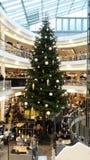 Een Kerstboom stock afbeelding