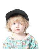 Een kind in een GLB. Royalty-vrije Stock Afbeeldingen