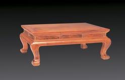 Een klein bureau van ming-Gerstkorrel Royalty-vrije Stock Afbeelding