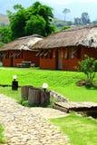 Een kleine hut Royalty-vrije Stock Afbeelding