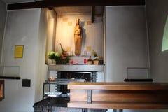 Een kleine kapel Stock Afbeeldingen