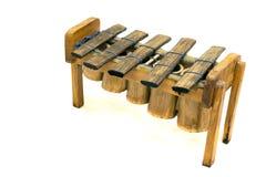 Een kleine marimba royalty-vrije stock foto
