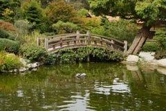 Japanse siervijver met brug stock afbeeldingen afbeelding 16760684 - Kleine tuin zen buiten ...