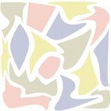 Een kleurrijk mozaïek Royalty-vrije Stock Fotografie