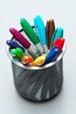 Een kleurrijke Verklaring   Stock Afbeelding
