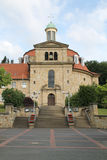 Een klooster Royalty-vrije Stock Afbeeldingen