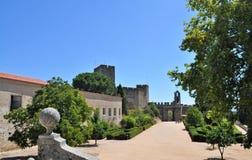 Een Klooster of een Kasteel? royalty-vrije stock afbeeldingen