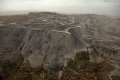 Een kolenmijn, Appalachia, Amerika royalty-vrije stock foto's