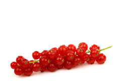 Een koord van rode stroom Royalty-vrije Stock Foto