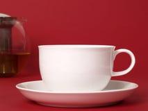 Een kop thee Royalty-vrije Stock Foto's