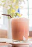 Een kop van cacao latte Royalty-vrije Stock Afbeelding