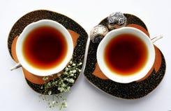Een kop van coffe stock afbeelding