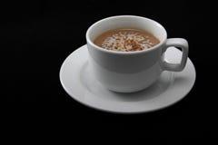 Een kop van koffie Stock Foto