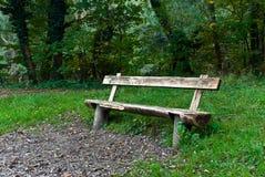 Een landelijke herfstscène Stock Foto's