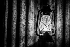 Een lantaarn Stock Fotografie