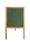 Een leeg schoolbord op driepoot Royalty-vrije Stock Foto