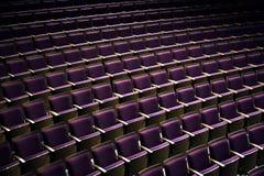 Een Leeg Theater Royalty-vrije Stock Foto's