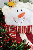 Een leuke Kerstkaart Royalty-vrije Stock Fotografie