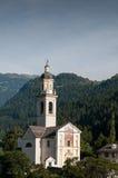 Zwitserse Kerk Royalty-vrije Stock Afbeelding