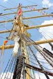 Een mast stock fotografie