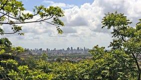 Een mening aan Recife Stock Foto