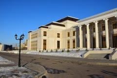 Een mening in Astana Royalty-vrije Stock Fotografie