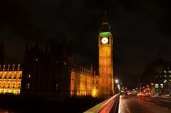 Big Ben Royalty-vrije Stock Afbeelding