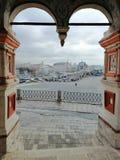 Een mening van de brug royalty-vrije stock foto's
