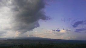 Een mening van Etna Royalty-vrije Stock Foto