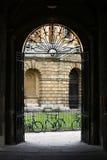 Een mening van Oxford Stock Foto's