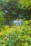 Een mening van Sentosa-Eiland, Singapore stock foto