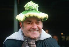 Een mens die een tam-o'- draagt shanter Stock Foto's