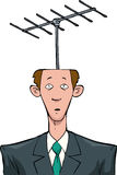 Antenne vector illustratie