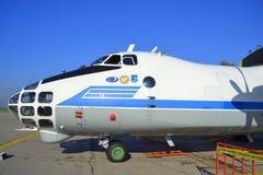 Een 30 militair vliegtuig Royalty-vrije Stock Foto's