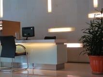 Een modern bureau in Serpong Stock Foto
