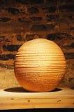 Een modern ceramisch Kunstwerk stock foto's