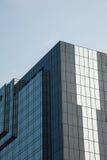 Een modern hotelgebouw Royalty-vrije Stock Foto