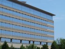 Een Modern Kantoorcomplex Royalty-vrije Stock Afbeelding
