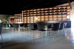 Een modern wijngaardhol met ol Royalty-vrije Stock Afbeeldingen
