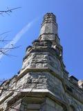 Een monument    Stock Afbeelding