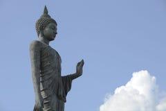 Een mooi beeld van Boedha in Thailand Stock Afbeelding
